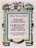 J.S. Bach: Italian Concerto, Chromatic Fantasia And Fugue and Other Works For Keyboard
