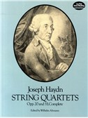 Joseph Haydn: String Quartets Opp. 20 And 33 Complete (Full Score)