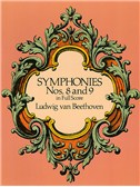 Beethoven: Symphonies Nos. 8 And 9