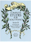 Franz Liszt: Complete Etudes For Solo Piano Series II