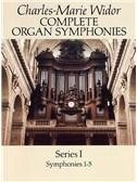 Widor: Complete Organ Symphonies Series I