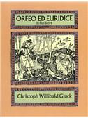 Christoph Willibald Gluck: Orfeo Ed Euridice (Full Score)