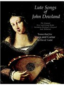 John Downland : Lute Songs - First And Second Books
