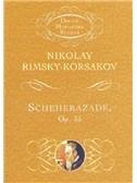 Nikolay Rimsky-Korsakov: Scheherazade Op.35 (Dover Miniature Score)
