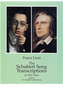Franz Liszt: The Schubert Song Transcriptions For Solo Piano III