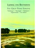 Beethoven: Five Great Piano Sonatas