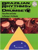 Henrique C. De Almeida: Brazilian Rhythms For The Drumset - Bossa Nova And Samba