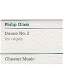 Philip Glass: Dance No. 2 For Organ