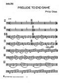 Philip Glass: Prelude To