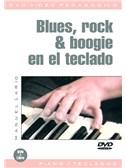Blues, Rock & Boogie en el Teclado