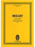 W.A. Mozart: Concerto No.21 In C Kv.467 (Eulenburg Miniature Score)