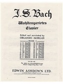 Johann Sebastian Bach: Prelude And Fugue No.2 In C Minor BMV 847