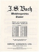 J.S. Bach: Prelude And Fugue No.11 In F Major Book 1 Bmv 856