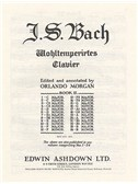 J.S. Bach: Prelude And Fugue No.20 In A Minor Book 2 BWV 889