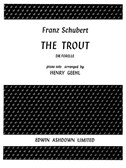 Franz Schubert: The Trout (Piano Solo)