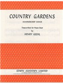Cecil Sharp: Country Gardens