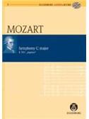 W.A. Mozart: Symphony No.41 In C K551 - Jupiter (Eulenburg Audio + Score)