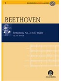 Ludwig Van Beethoven: Symphony No.3 In E Flat (Eulenburg Score/CD)