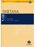 Bedrich Smetana: Vltava - Ma Vlast No.2 (Eulenburg Score/CD). Orchestra Sheet Music, CD