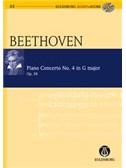 Ludwig Van Beethoven: Piano Concerto No.4 In G Op.58 (Study Score)