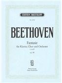 Ludwig van Beethoven: Chorfantasie C-Moll Op. 80