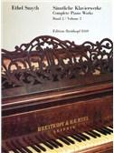 Ethel Smyth: S�mtliche Klavierwerke Heft 2. Piano Sheet Music