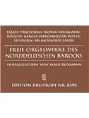 Klaus Beckmann: Freie Orgelwerke Des Norddeutschen Barock