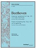 Ludwig van Beethoven: Symphony No 9 D-Moll Op