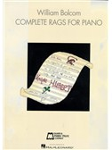 William Bolcom: Complete Rags For Piano