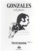 Gonzales, Solo Piano Vol.1