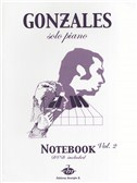 (Chilly) Gonzales: Solo Piano - Notebook Volume 2