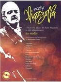 Arr. Alessandro Cerino: Easy Piazzolla - Violin (Book/CD). Sheet Music, CD
