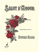 Edward Elgar: Salut D'amour (Piano Solo)