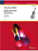 Louis Feuillard: Daily Exercises For Cello