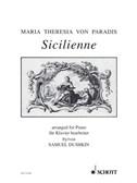 Maria Theresia Von Paradis: Sicilienne (Piano Solo)
