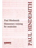 Paul Hindemith: Elementary Training For Musicians