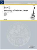 Sanz, Gaspar : Livres de partitions de musique