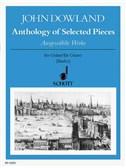 John Dowland: Anthology Of Selected Pieces (Guitar)