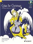 Cellos For Christmas 1 Or 2 Cellos Bk/Cd