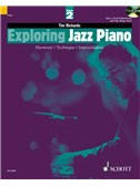 Exploring Jazz Piano 2 (Book/CD)