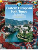 Eastern European Folk Tunes For Accordion Bk/CD