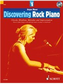 Jürgen Moser: Discovering Rock Piano - Volume 1