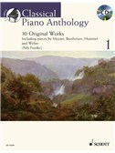 Nils Franke: Classical Piano Anthology Bd 1