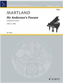 Steve Martland: Mr Anderson's Pavane