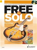 Rob Hughes/Paul Harvey: Free To Solo - Guitar