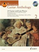 Baroque Guitar Anthology - Volume 2