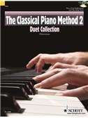 The Classical Piano Method (Duet Collection 2). Piano Duet Sheet Music, CD