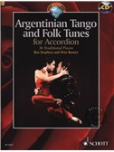 Argentinian Tango And Folk Tunes For Accordion: 36 Traditional Pieces (Book/CD)