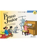 Hans-Günter Heumann: Piano Junior - Lesson Book 1 (Book/Online Media)