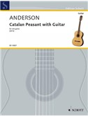 Julian Anderson: Catalan Peasant With Guitar